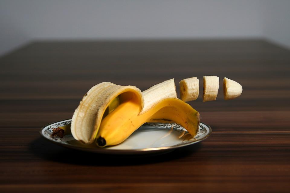 Banánový čaj vyrieši nespavosť