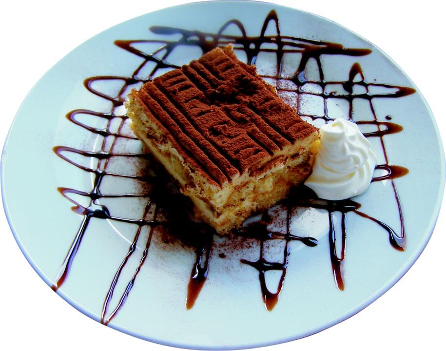 Jednoduchá tiramisu torta