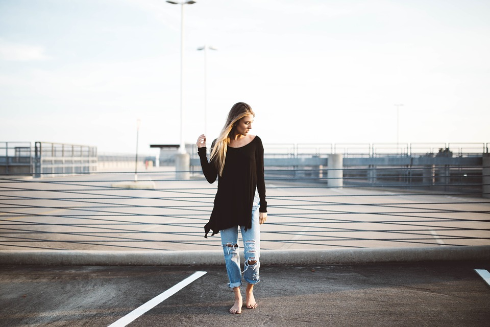 Pánske džínsy pre väčšiu ležérnosť