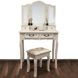vintage toaletný stolík