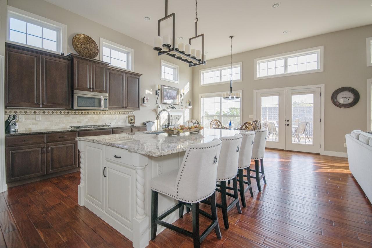Ako si zariadiť, na prvý pohľad, dokonalú kuchyňu?