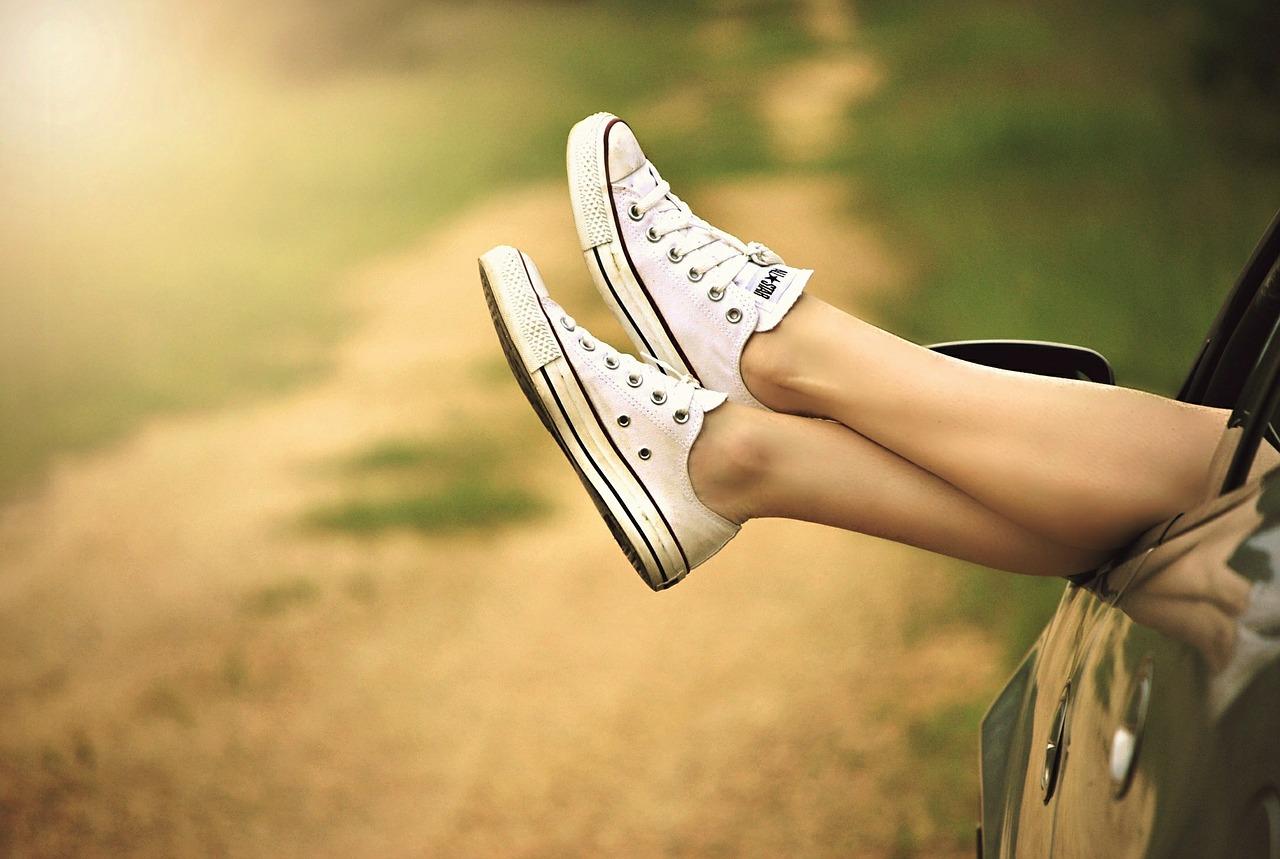 4 tipy pre krásne nohy na leto
