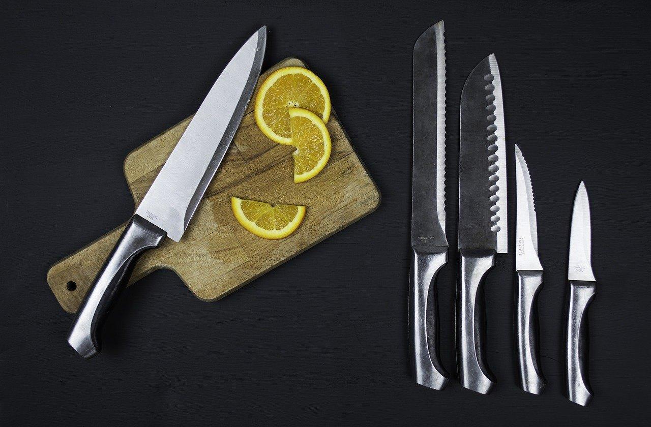 Ako vybrať kuchynský nožík