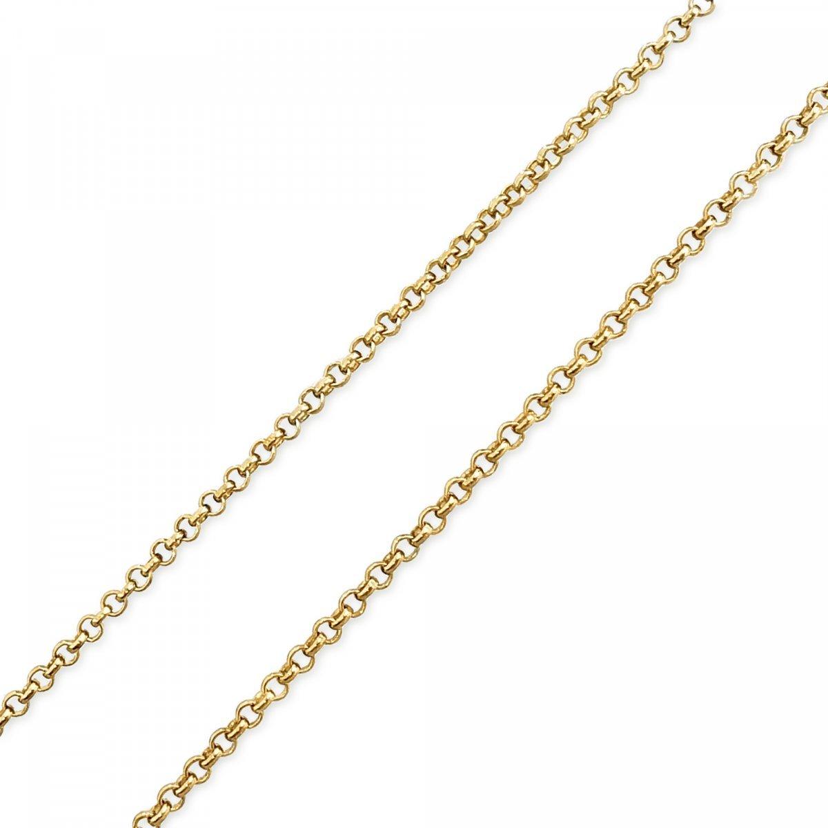 Ako si vybrať správnu zlatú retiazku s príveskom?