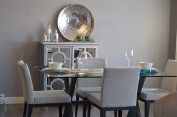 Ako si zariadiť jedálenský priestor v malej kuchyni